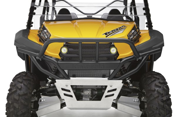 kawasaki genuine accessories for your teryx4, brute force 750, and