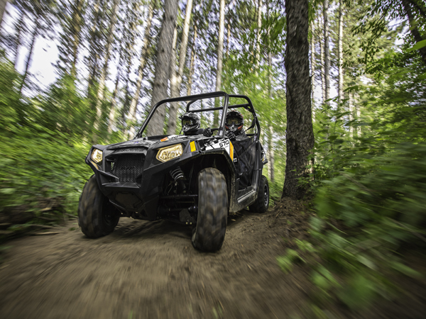 187 2013 Polaris Rzr 570 Eps Trail Le First Test With Video
