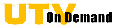 UTV On Demand logo