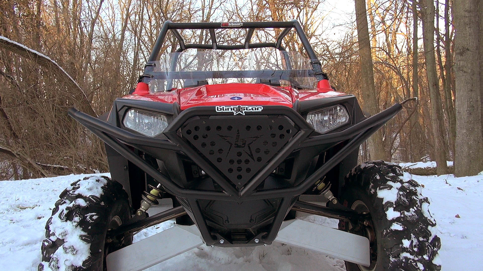 Polaris RZR S 800 Project–– with VIDEO: