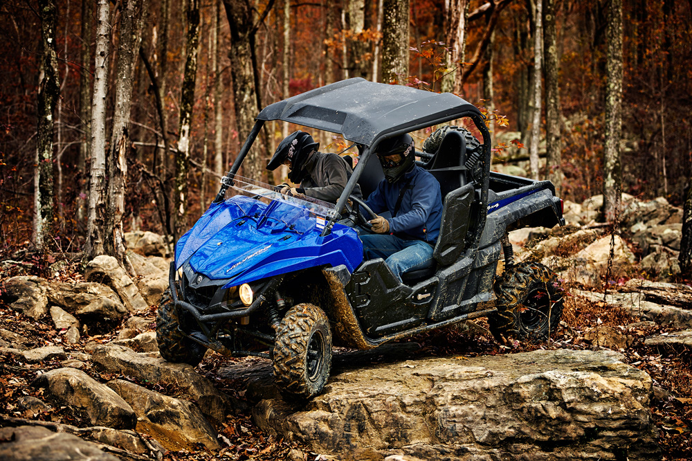 2016 yamaha wolverine r spec side by side first look for Yamaha wolverine r spec top speed