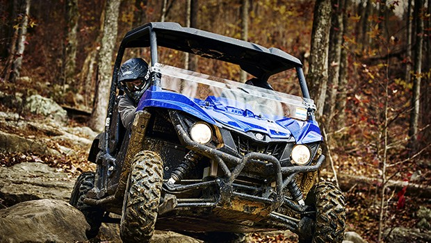 2016 Yamaha Wolverine R-Spec Side-by-Side, First Look: