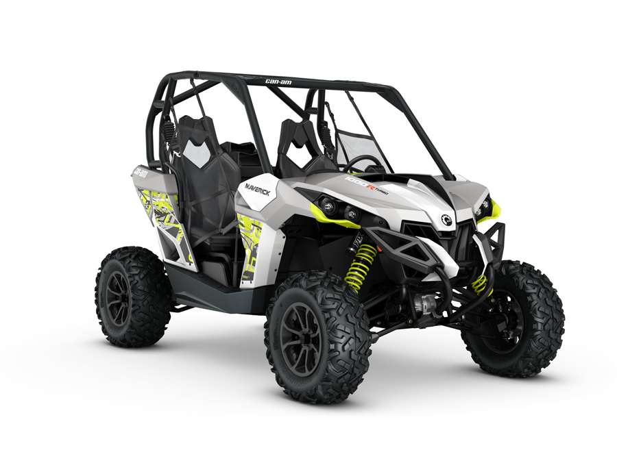 2016 Maverick 1000r Turbo First Look Can Am