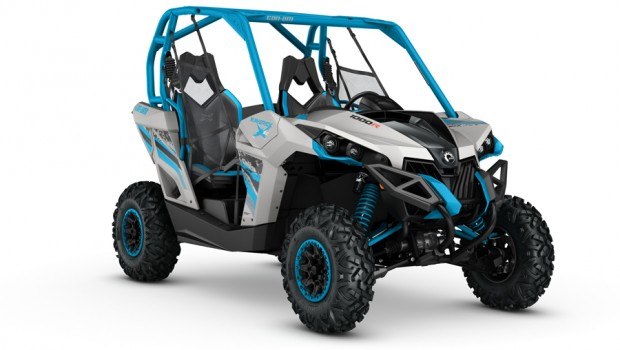 Can Am Outlander 1000 Xmr >> » 2016 Can-Am UTV Models, First Look: WITH VIDEO