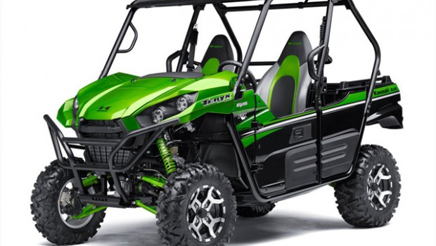 Kawasaki Mule Door Kit