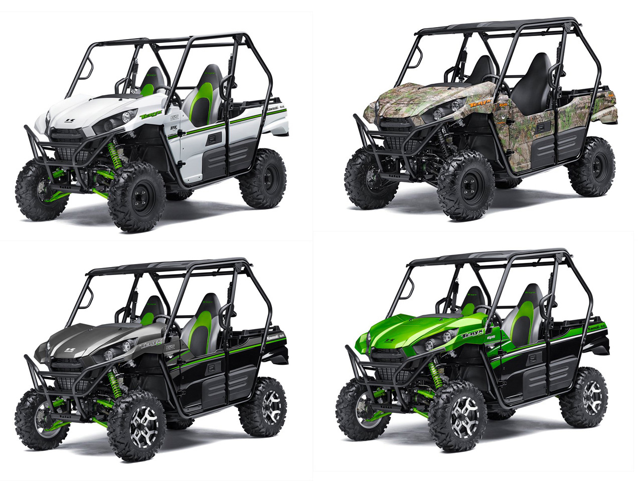 Kawasaki Teryx News And Reviews | Top Speed