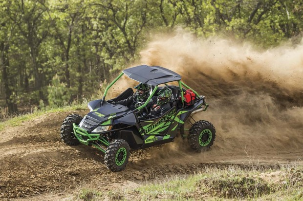 187 Arctic Cat Unveils First Wave Of New 2016 Side By Sides