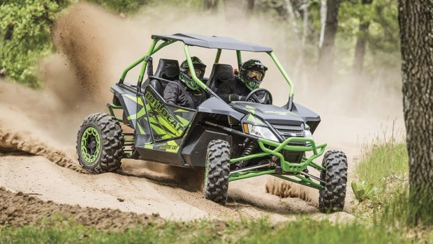 Arctic Cat Unveils First Wave Of New 2016 Side By Sides First Look
