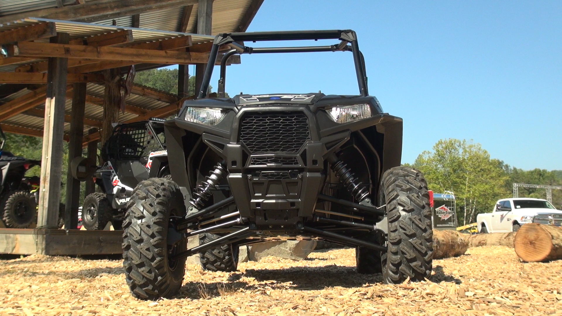 2016 Polaris RZR S 1000, First Test: WITH VIDEO