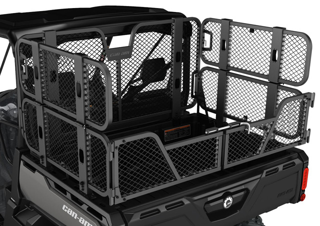 187 New 2016 Can Am Defender Accessories
