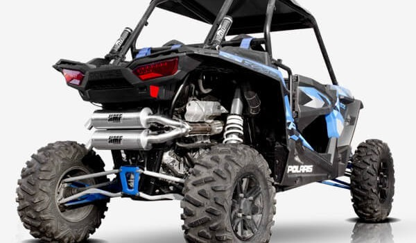 HMF Adds 25HP to the RZR XP Turbo!