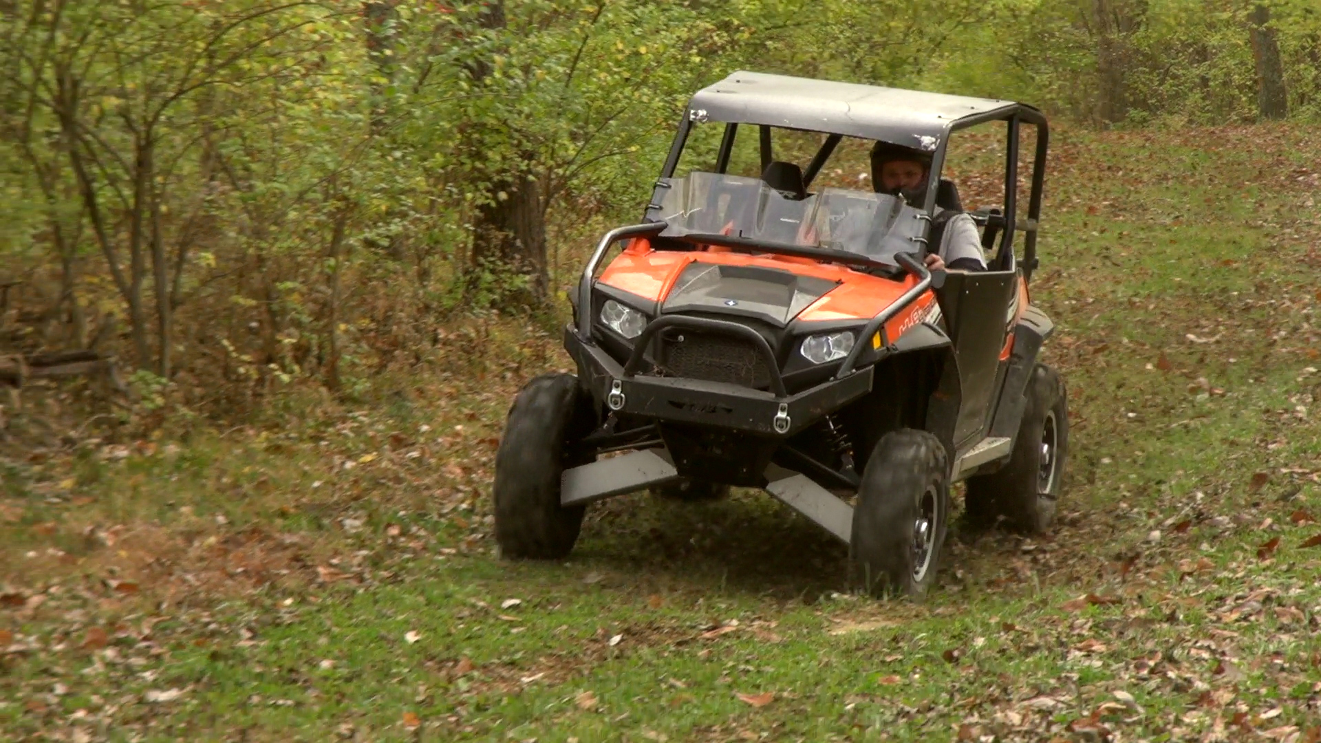 RZR S, Exit X2 Shocks, Test: WITH VIDEO