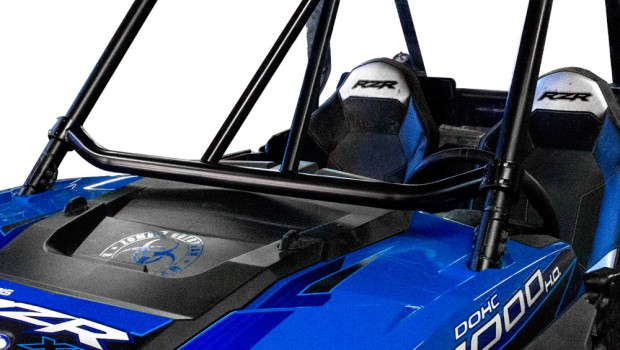 187 Hmf Apex Windshield Bar For Rzr And Yxz1000r