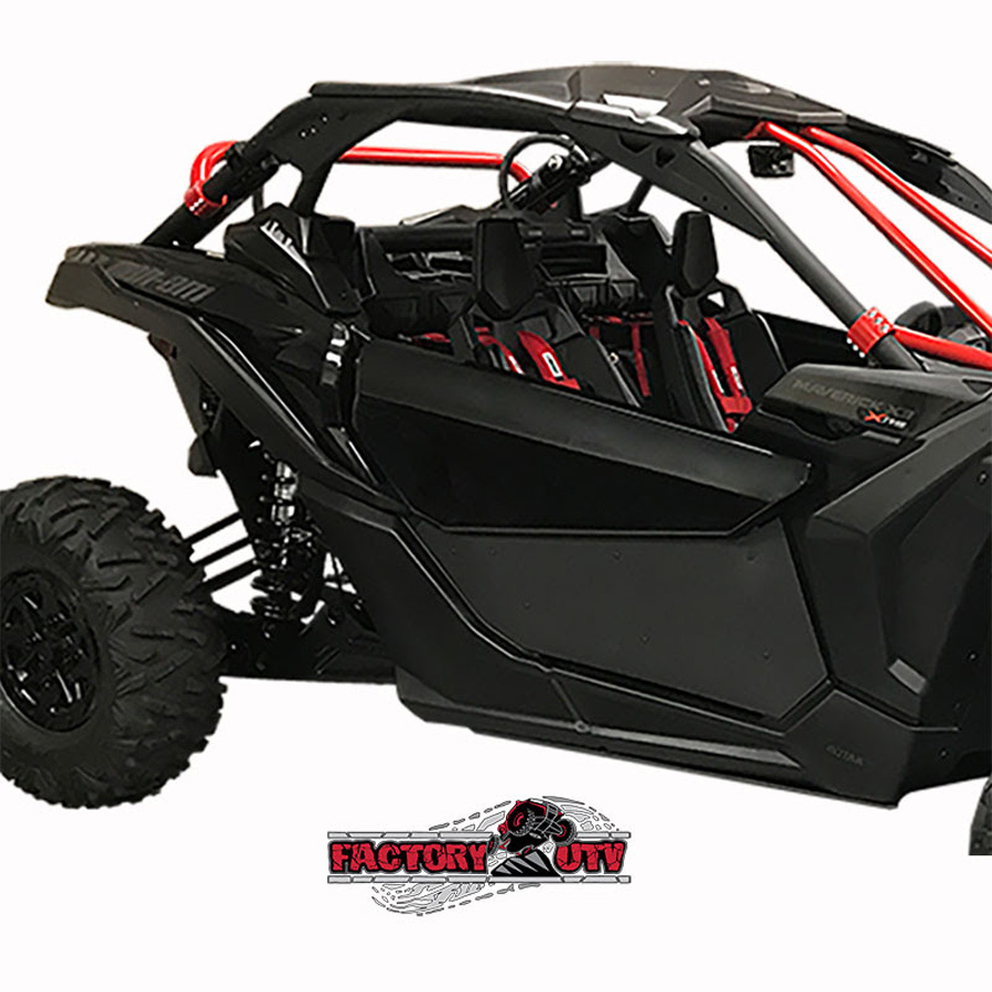 sc 1 st  UTV On Demand & Factory UTV Can-Am Maverick X3 Door Inserts