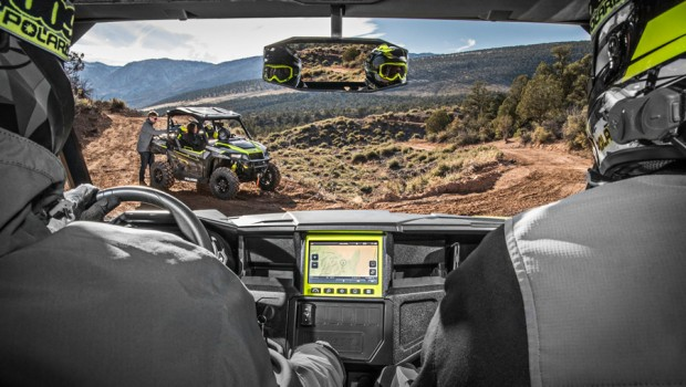 Polaris Announces More 2017 Side By Vehicles And Ride Command Expanded To General Line
