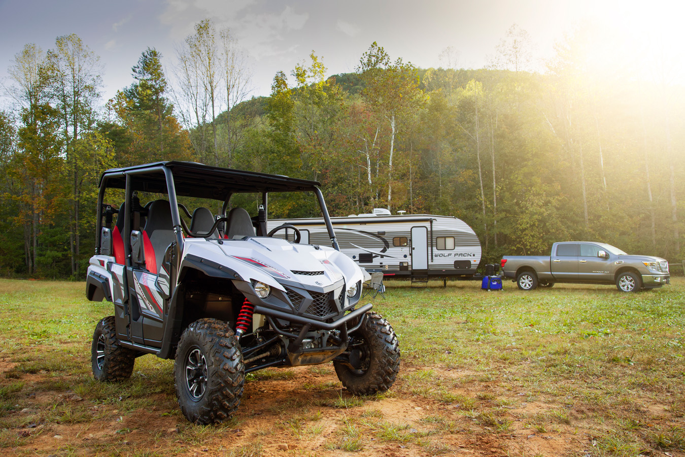 2018 yamaha wolverine x4 test review with video for Yamaha wolverine x4