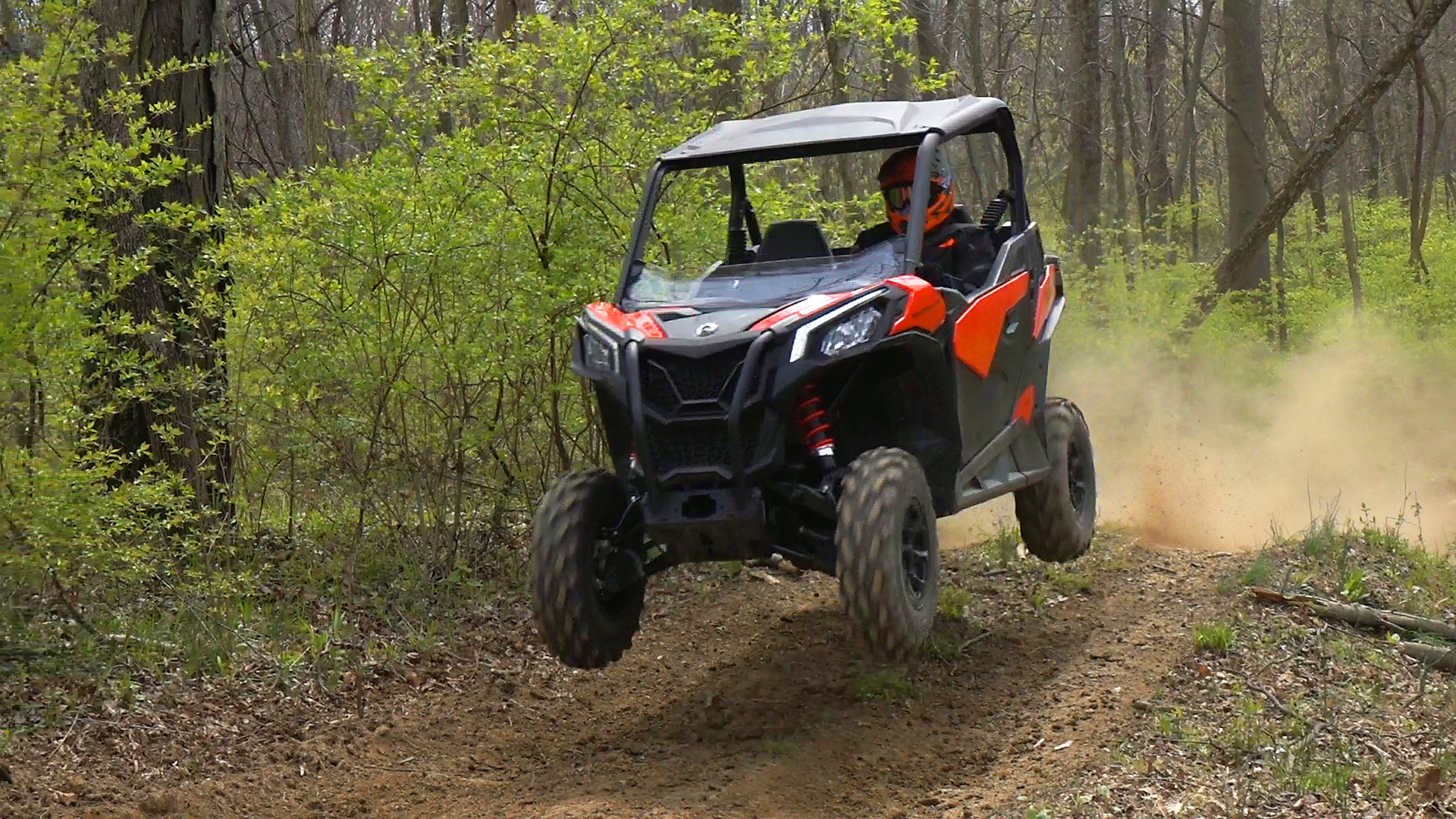 2018 Can-Am Maverick Trail 1000 DPS Test: WITH VIDEO