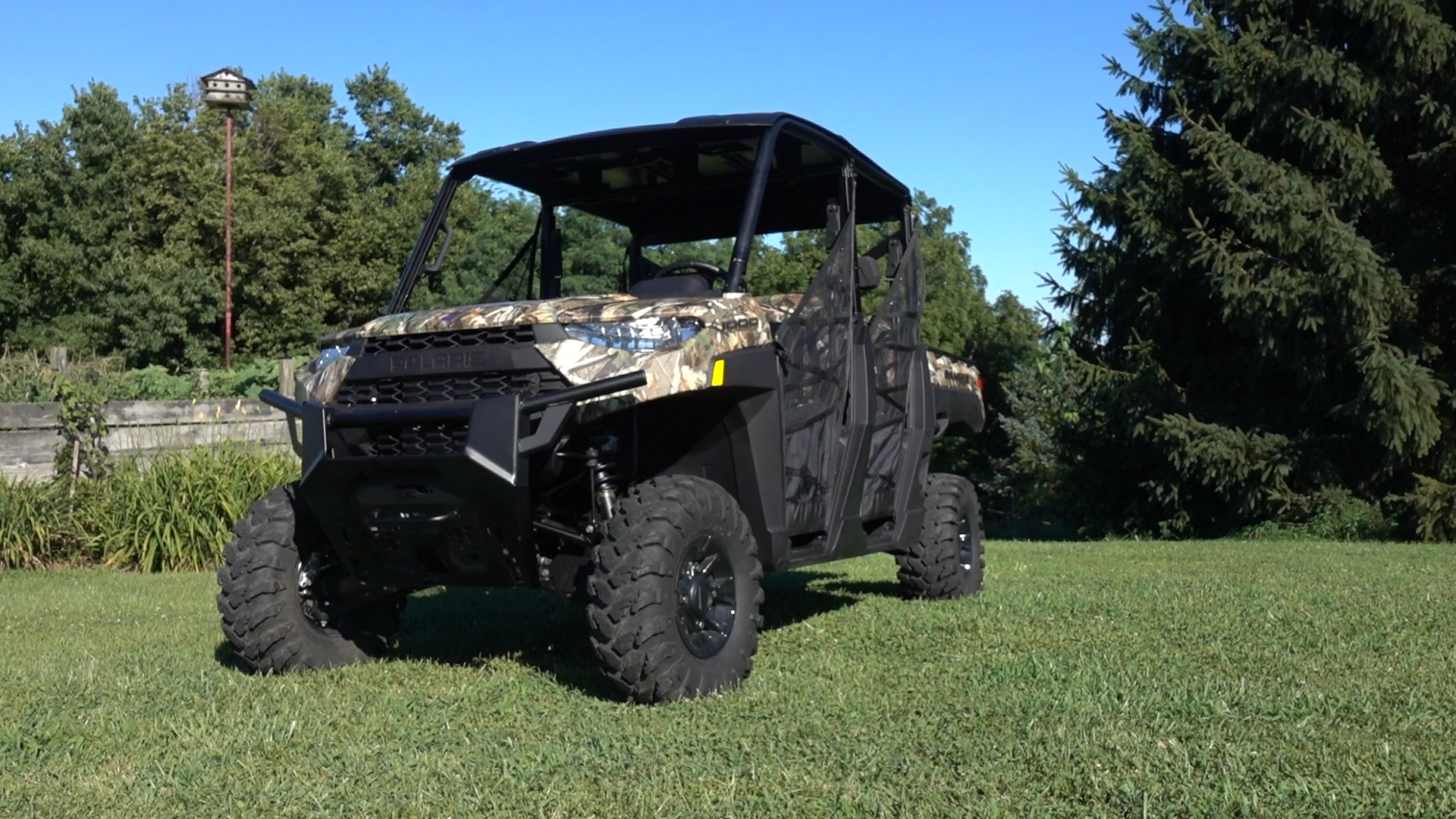 2019 Polaris Ranger Crew XP 1000 Test Review: WITH VIDEO